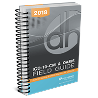 ICD-10-CM & OASIS Field Guide, 2018