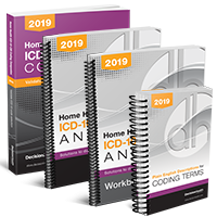 Home Health ICD-10 Companion and Answers, 2019