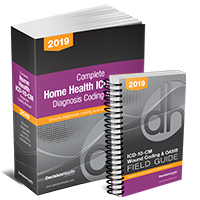 Home Health ICD-10-CM Diagnosis Coding Manual and Wound Guide, 2019