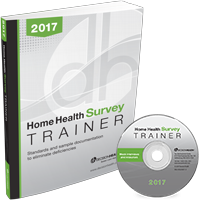 Home Health Survey Trainer, 2017