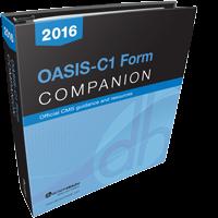 OASISC1 Form Companion, 2016