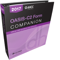 OASIS-C2 Form Companion, 2017