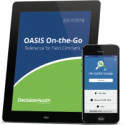 OASIS On-the-Go, Reference for Field Clinicians / HH OASIS Mobile