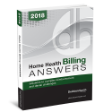 Home Health Billing Answers, 2018