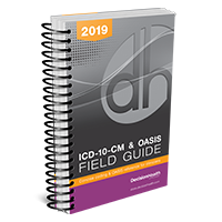 ICD-10-CM & OASIS Field Guide, 2019