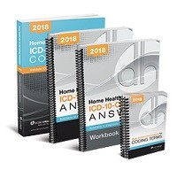 Home Health ICD-10-CM Diagnosis Coding Companion with Answers, 2018