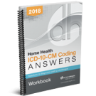 Home Health ICD-10-CM Coding Answers Workbook, 2018 - 5 Pack